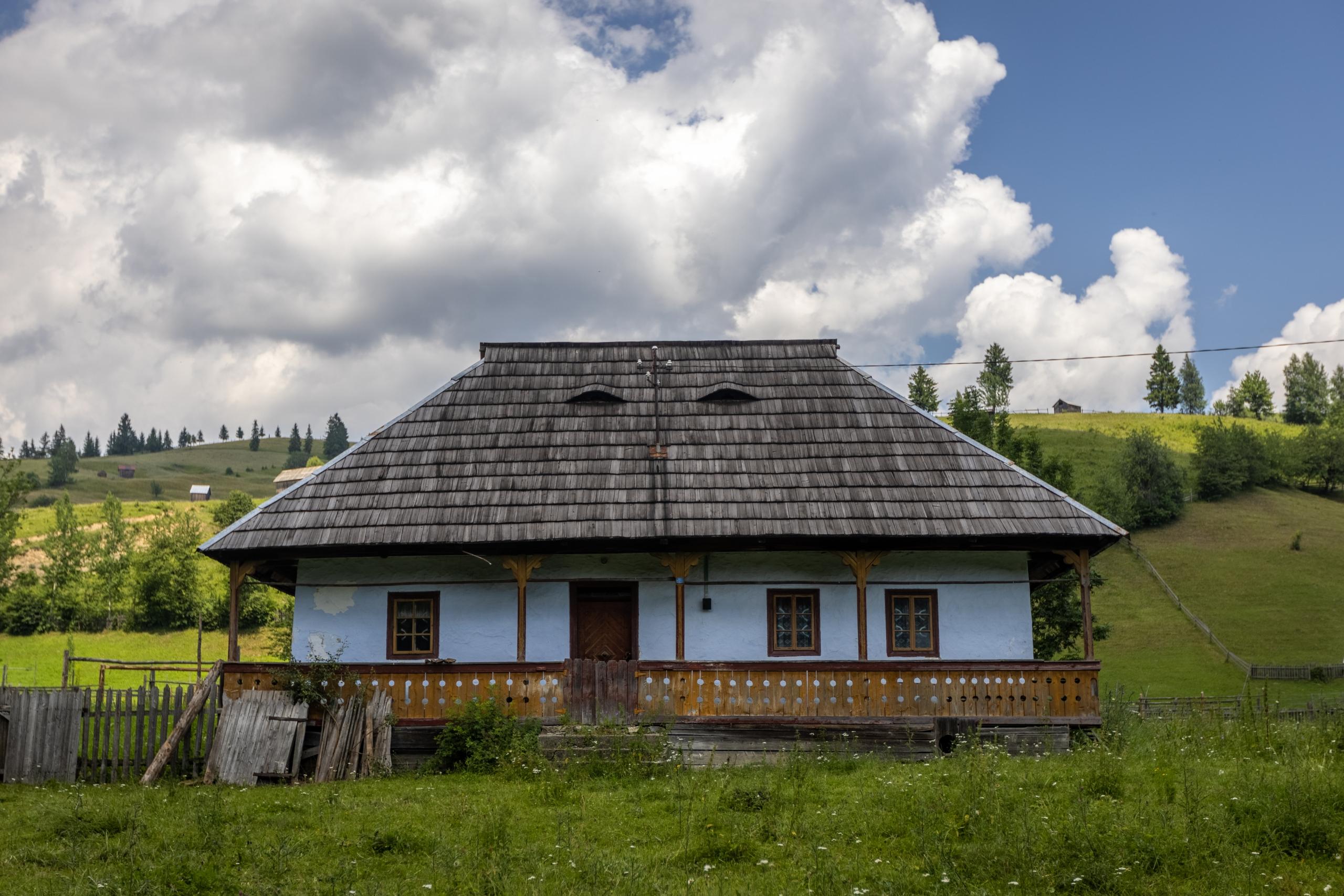 casa tradițională